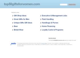 top50giftsforwomen.com