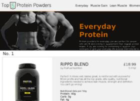 top5bestproteinpowders.com