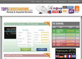top5cardsharing.com