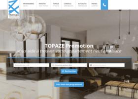 topaze-construction.com