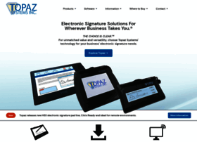 topazsystems.com