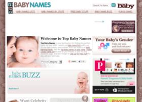 topbabynames.com