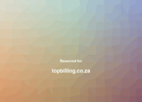 topbilling.co.za