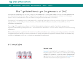 topbrainenhancement.com