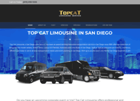 topcatlimo.com