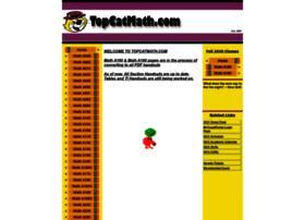 topcatmath.com