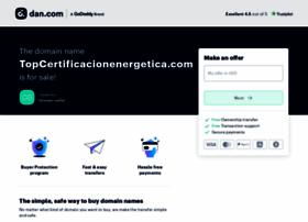 topcertificacionenergetica.com