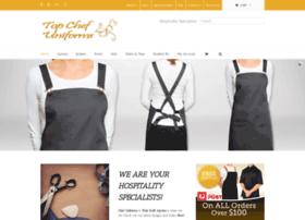 topchefuniforms.com.au