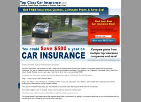 topclasscarinsurance.com