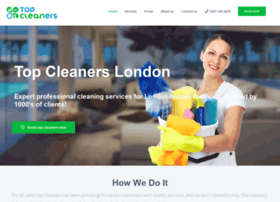 topcleaners.co.uk