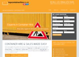 topcontainerhire.co.uk