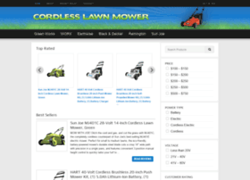 topcordlesslawnmower.com