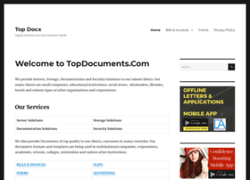 topdocuments.com