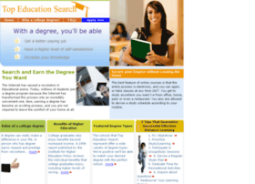 Topeducationsearch.com