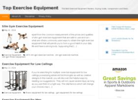 topexerciseequipment.net