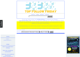 topfollowfriday.com