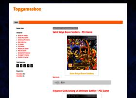 topgamesbox.blogspot.in