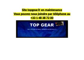 topgear.fr