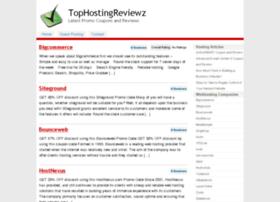 tophostingreviewz.com