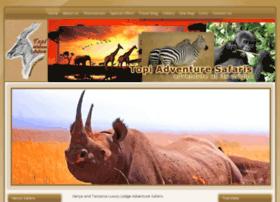 topiadventuresafaris.com