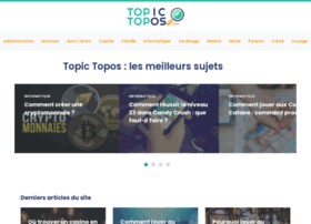 topic-topos.com