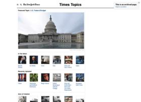 topics.nytimes.com