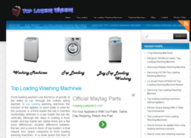 toploadingwashingmachines.co.uk