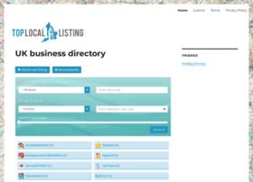 toplocallistings.co.uk