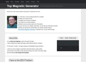 topmagneticgenerator.com