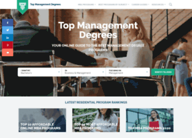 topmanagementdegrees.com