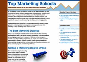 topmarketingschools.net