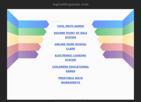topmathsgames.com