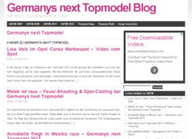 topmodel-info.de