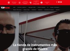 topmusic.com.mx