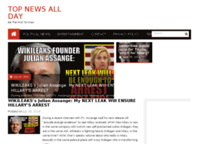 topnewsallday.com
