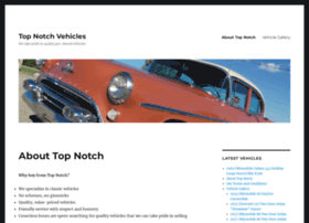 topnotchvehicles.com