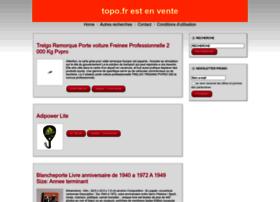 topo.fr