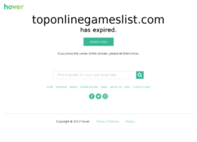 toponlinegameslist.com