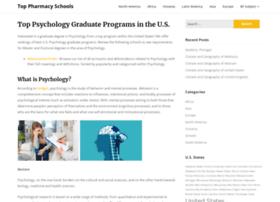 toppharmacyschools.org