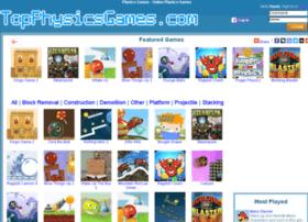 topphysicsgames.com