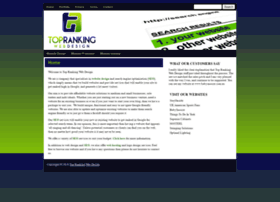 toprankingwebdesign.com