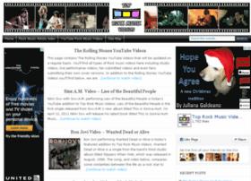 toprockmusicvideos.com
