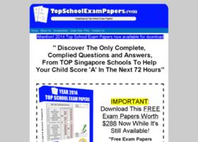 topschoolexampapers.com