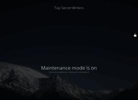 topsecretwriters.com