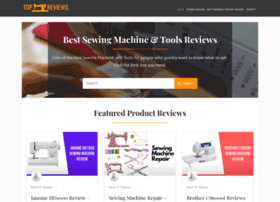 topsewingmachinereviews.com