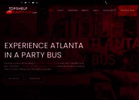 topshelfpartybus.com