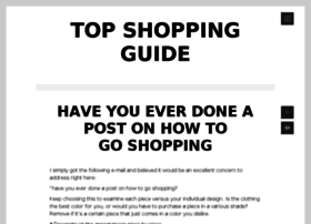 topshoppingguide.wordpress.com