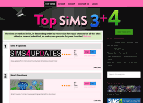 topsims4.com