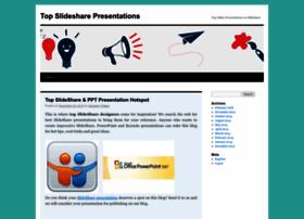 topslidesharepresentations.wordpress.com