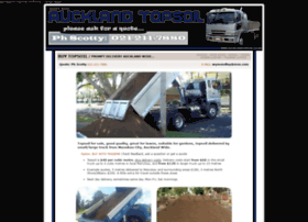 topsoildelivery.co.nz
